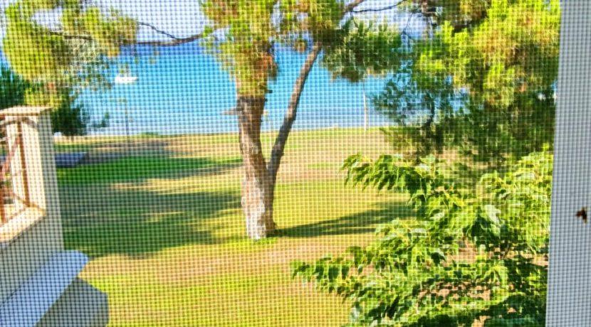 villa seafront Hanioti Halkidiki for sale 1