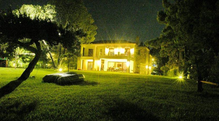 villa seafront Hanioti Halkidiki for sale 9