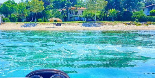 Villa 1st at the Sea at Hanioti Halkidiki