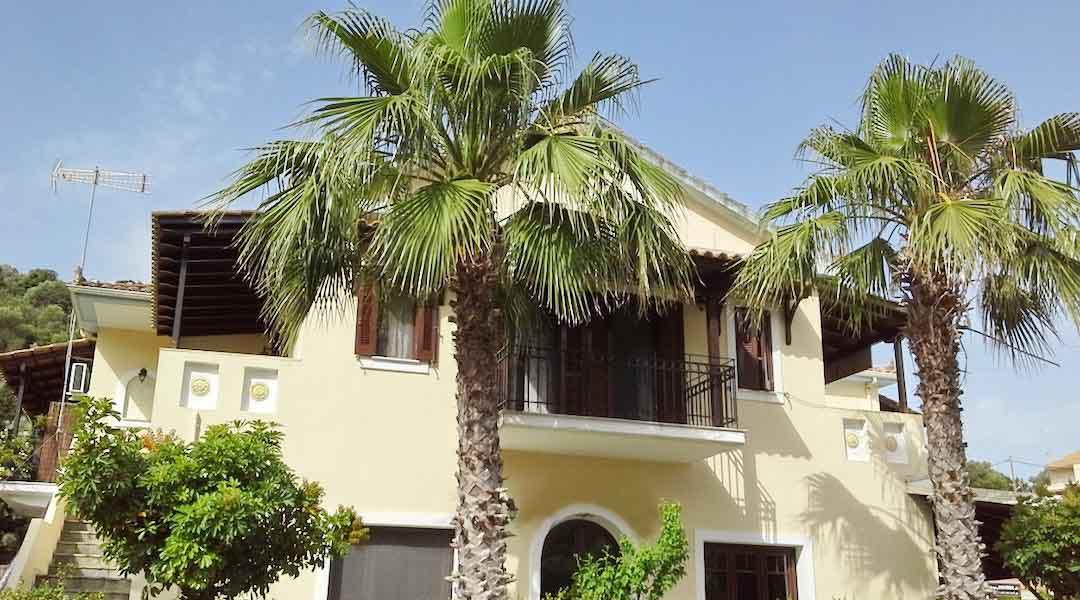 Seafront Villa for Sale at Ionio,Lefkada