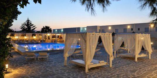 Hotel for Sale Paros Island Cyclades
