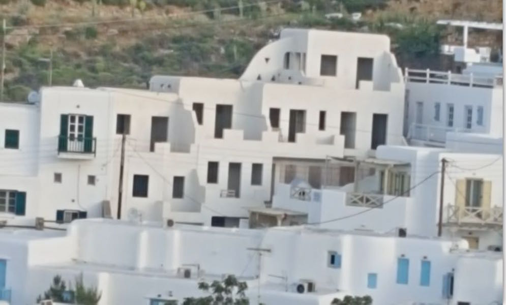 Semi Finished  NEW Hotel in Mykonos with 12 apartments