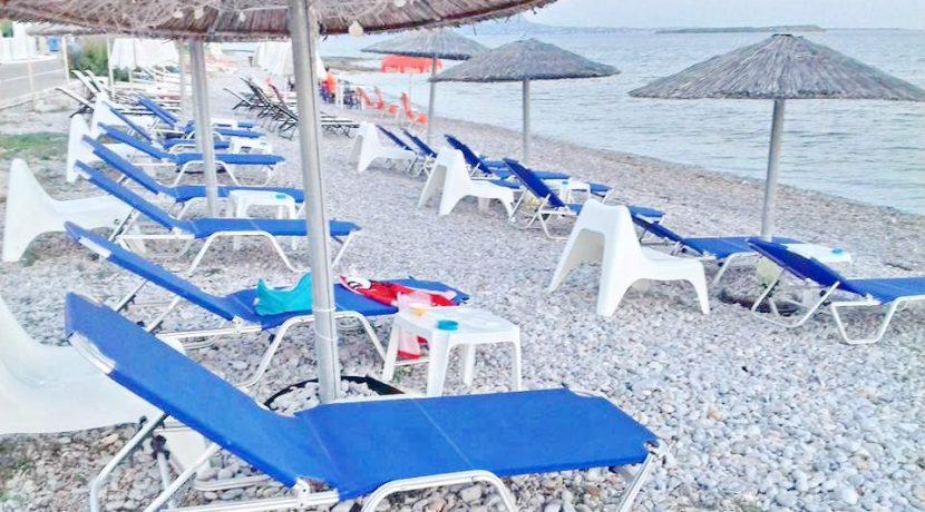 Restaurant Beach Bar Aegina Greece 2