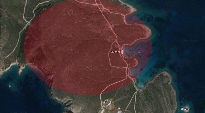 Sefront Land Plot for Construction Antiparos 2