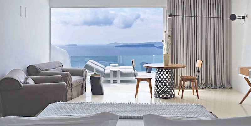 Super Villa at Oia Santorini 2