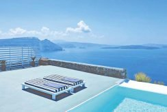 Villa at Oia Santorini For Sale 0