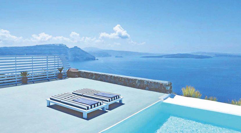 Villa at Oia Santorini For Sale 0