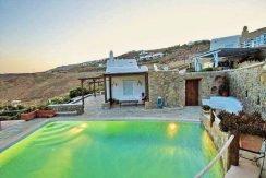 Villa for sale Mykonos Panormos beach 1