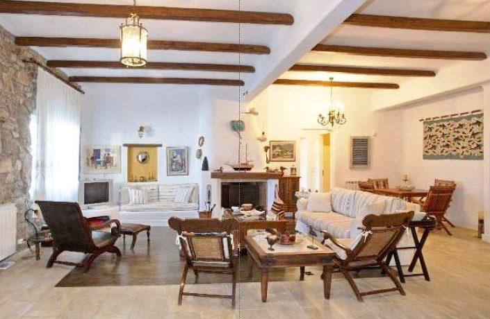 Villa for sale Mykonos Panormos beach 10