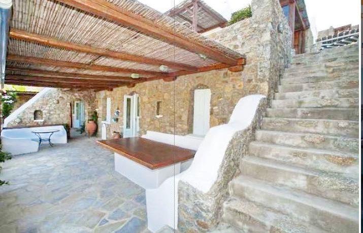 Villa for sale Mykonos Panormos beach 14