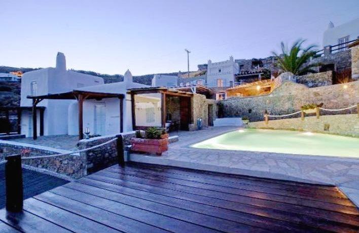 Villa for sale Mykonos Panormos beach 15
