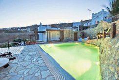 Villa for sale Mykonos Panormos beach 2