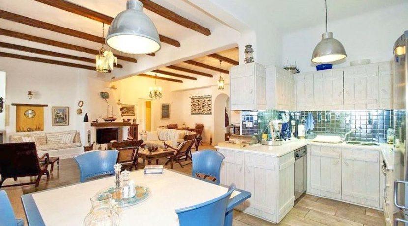 Villa for sale Mykonos Panormos beach 4