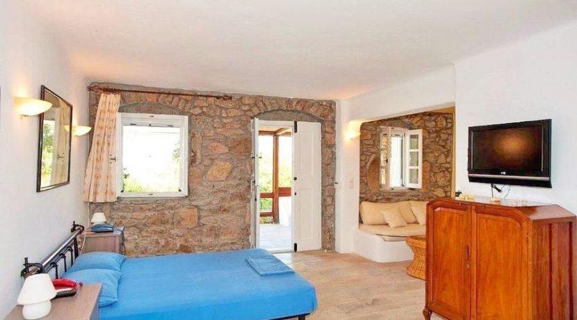 Villa for sale Mykonos Panormos beach 5