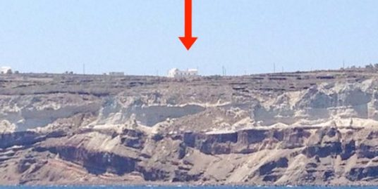 Big Villa In Akrotiri Santorini with Caldera Views