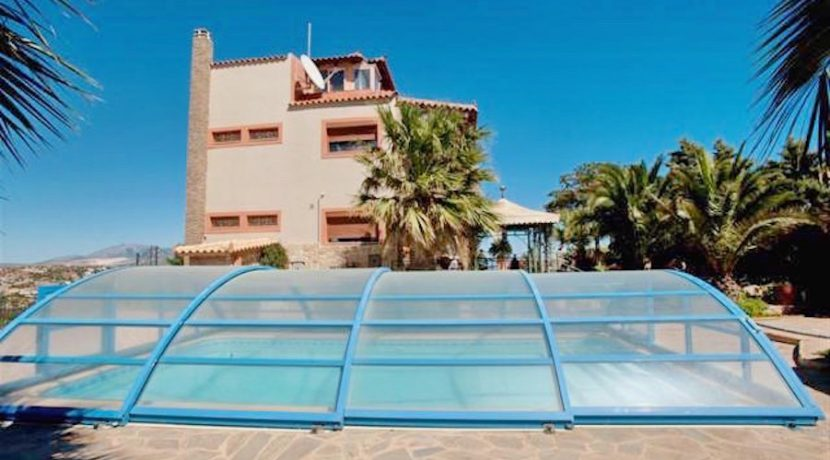 villa for Sale Athens South Lagonisi 33