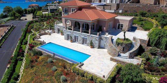 Luxury Villa Elounda Crete,Mirabello Bay
