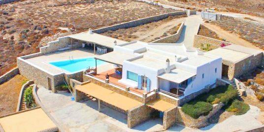Mykonos Villa Fanari Area