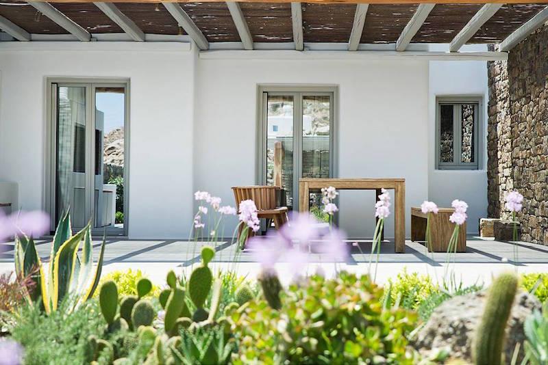 New Beautiful Villa in Tourlos Mykonos