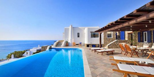 Beautiful Villa Mykonos, Elia Beach
