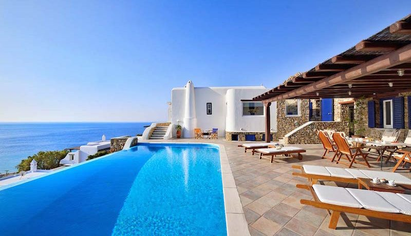 Villa Mykonos Elia Beach 16