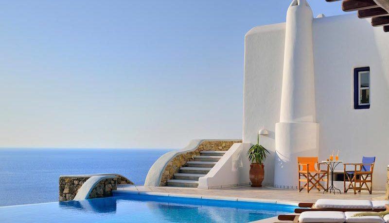 Villa Mykonos Elia Beach 18