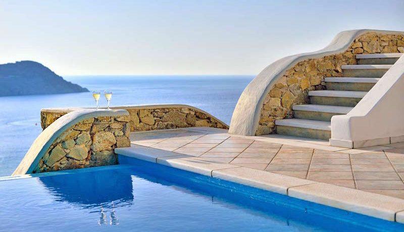 Villa Mykonos Elia Beach 19