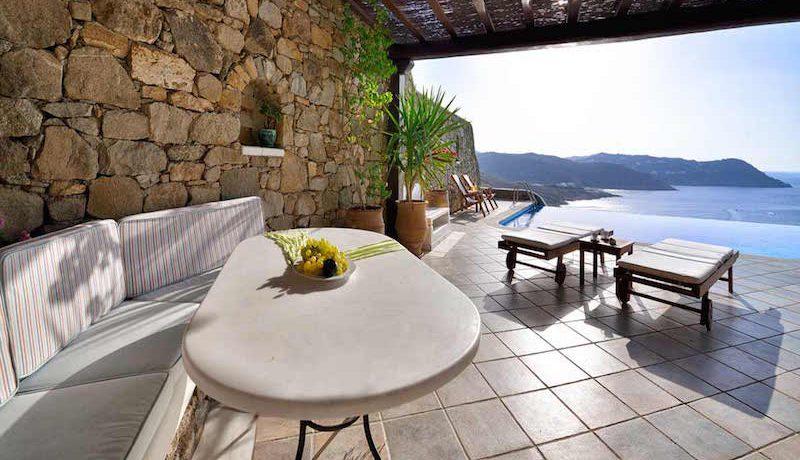 Villa Mykonos Elia Beach 20