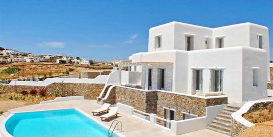 Villa for Sale in Kalafatis Mykonos