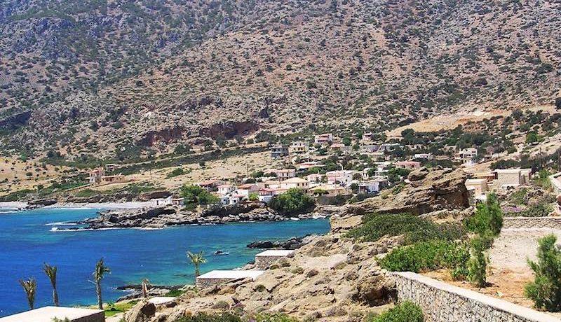 Waterfront Land Agios Ioannis Beach Crete 1