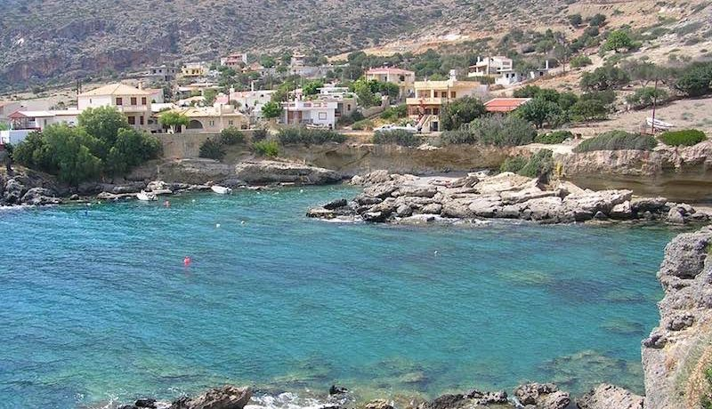 Waterfront Land Agios Ioannis Beach Crete 2