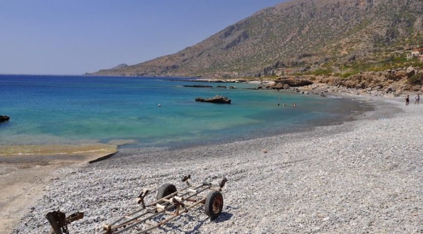 Waterfront Land Agios Ioannis Beach Crete 6