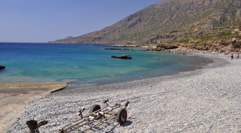 Waterfront Land Agios Ioannis Beach Crete 6