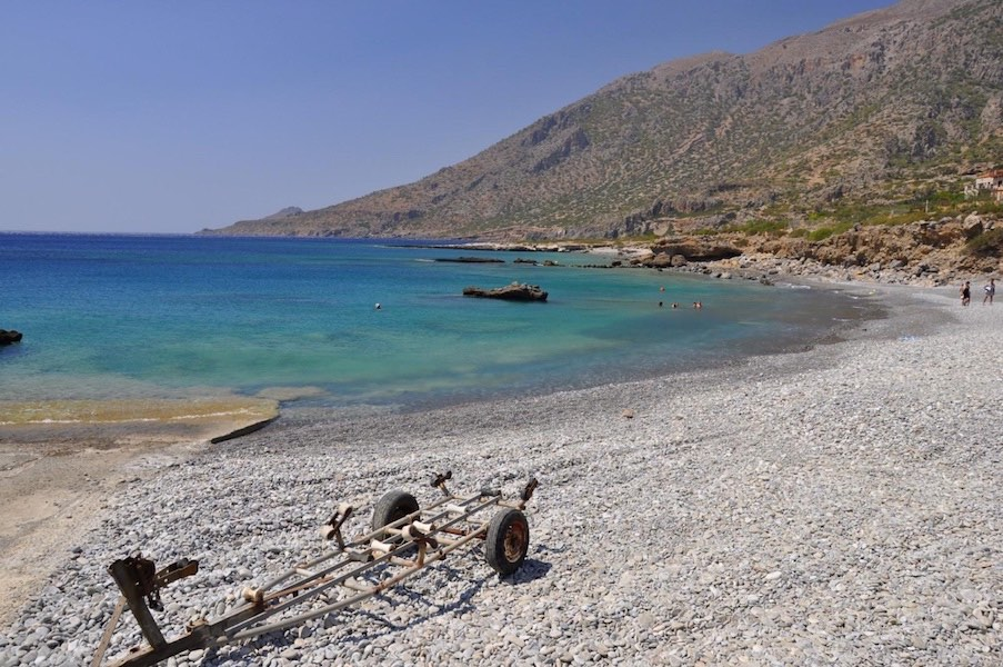 54.900 sq.m, Waterfront Land, for Hotel or Villas with Private Marina, South Crete,Real Estate Greece