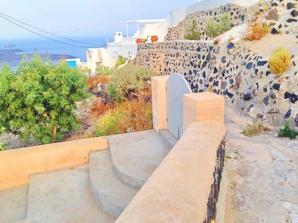 Built Hotel at Caldera Santorini 13