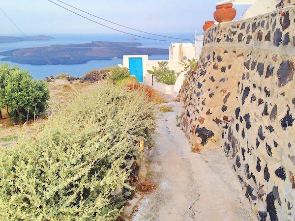 Built Hotel at Caldera Santorini 17