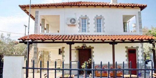 Seafront Villa for Sale at Halkidiki, Kallikratia, Veria