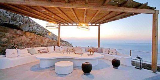 Villa 330 sqm in Mykonos, Fanari area