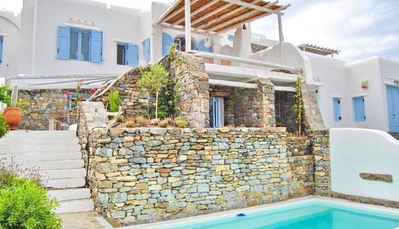Villa for Sale in Mykonos, Houlakia 18
