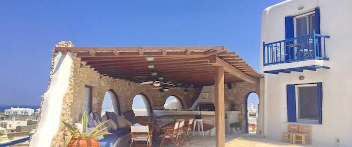 Villa in Mykonos Kanalia On Sale 23