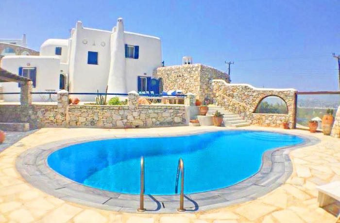 Villa in Mykonos Kanalia On Sale 3