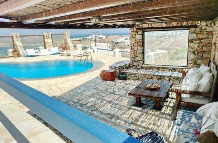 Villa in Mykonos Kanalia On Sale 9