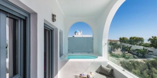 Apartment with Sea View at Santorini
