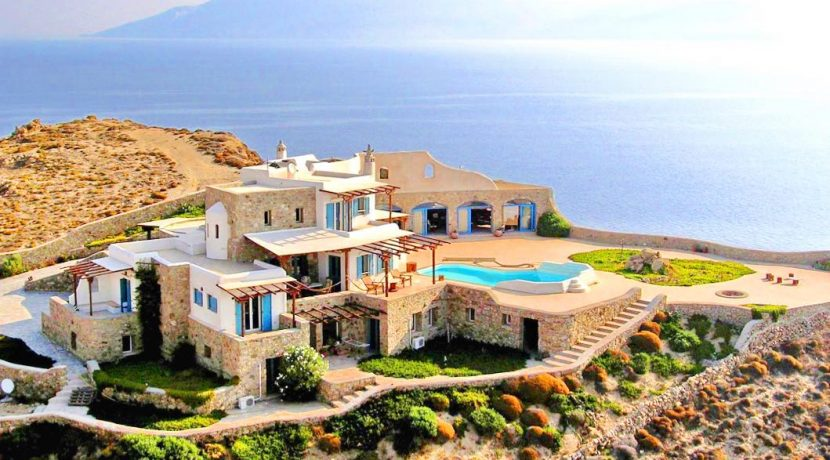 Clif Top Villa Mykonos