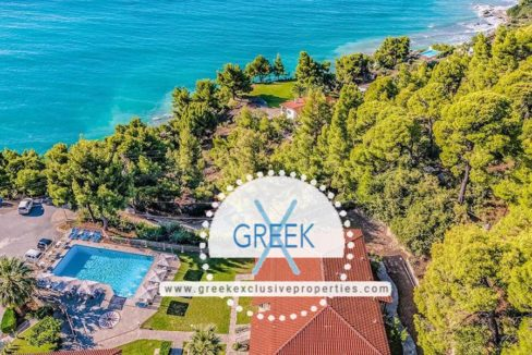 Hotel For Sale Kassandra Halkidiki