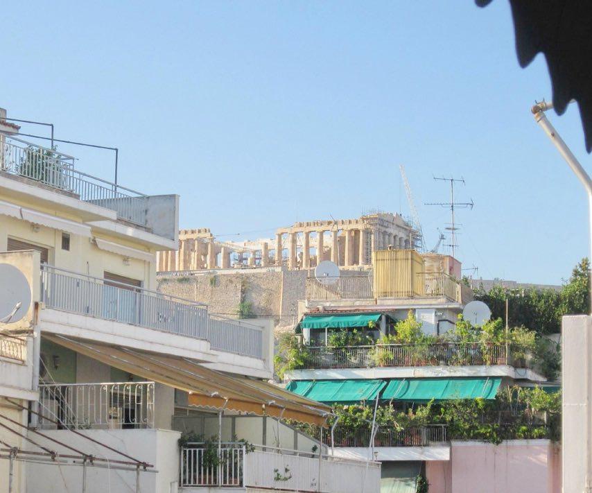 Hotel at Acropolis Athens