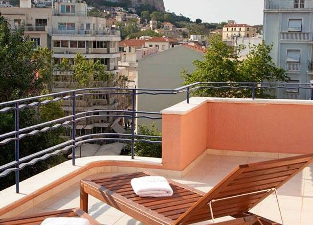Hotel for Sale Center of Athens 1