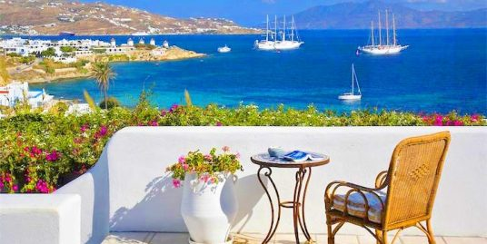 Luxury Villa for Sale Mykonos, Awarded Villa