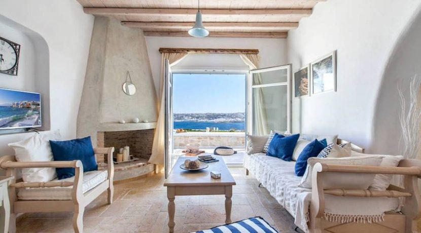 Royal Villa For Sale Mykonos 13