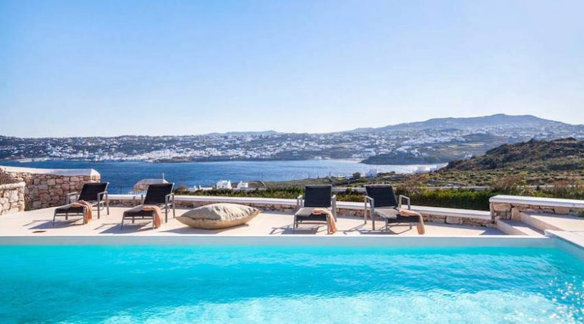 Royal Top Villa of 6 Bedrooms in Mykonos, Luxury Estate, Property in Greece, Top Villas